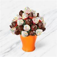 Sweetheart Bouquet w/ Funfetti Berries