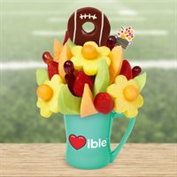 Game Day Delight - Football Edible® Donut