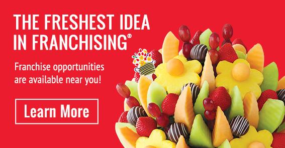 Edible Arrangements Franchise Opportunities Available Near Me
