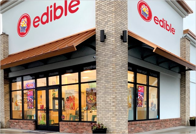 Edible Arrangements Local Storefront