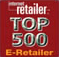 Edible Arrangements is recognized as a top 500 E-Retailer