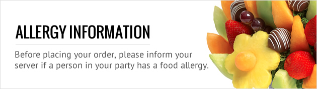 Allergy Information