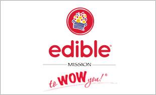 Edible Arrangements Wow Worthy Logo
