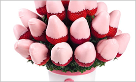 Edible Arrangements Breast Cancer Support