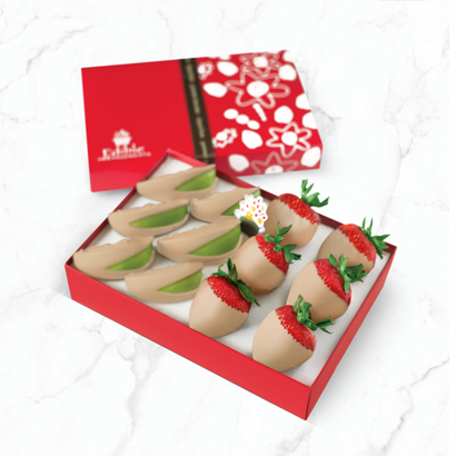 Maple Strawberry Appple Box
