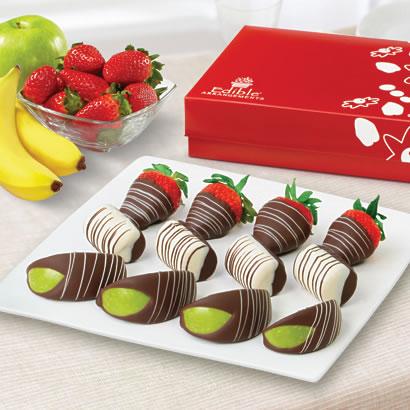 Swizzle™ Strawberries, Apples & Bananas Box