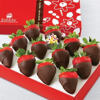 Chocolate Dipped Strawberries Bundle