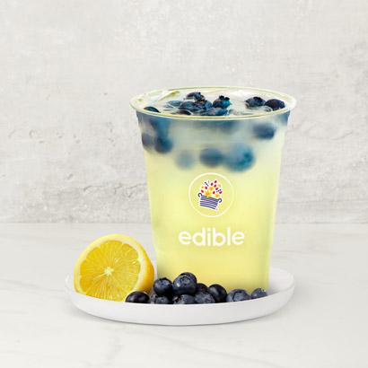 Blueberry Breeze Lemonade