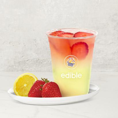 Strawberry Savor Lemonade