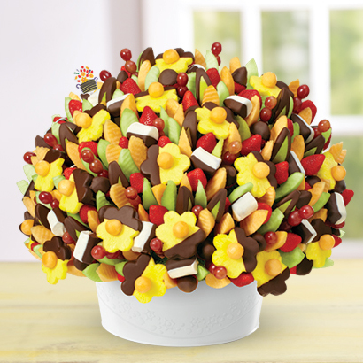 Large Edible Arrangement Double Decadence