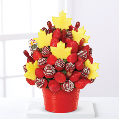 Berry Canadian Bouquet