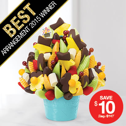 Delicious Celebration® – Dipped Fruit Delight