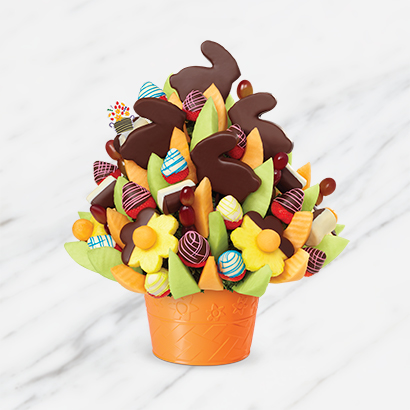 Easter Bunny Celebration™ with Easter Berries & Dipped Bananas