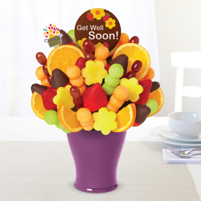 Get Well Bouquet Dipped Strawberries