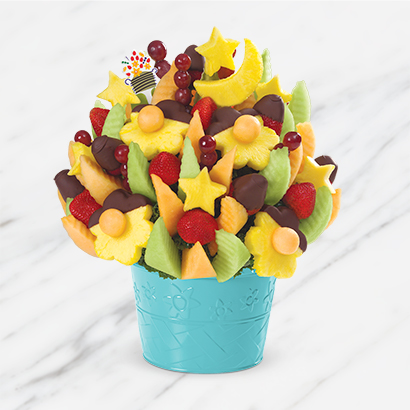 Ramadan Kareem Bouquet™  Dipped Strawberries & Pineapple