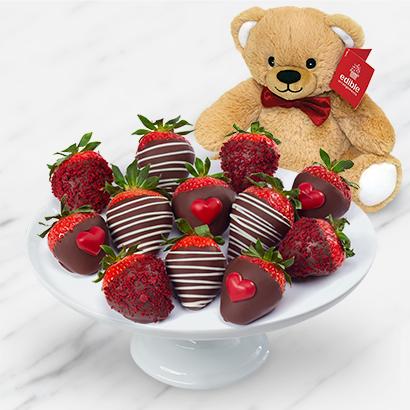 Valentines Day Berries Bundle