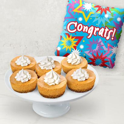 Congratulation Treats Pumpkin Bundle