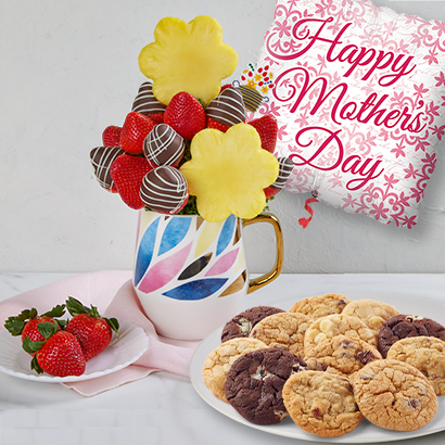 A Berry Happy Mothers Day Cookie Bundle