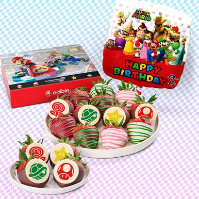 Berry Delicious Mario Kart Box