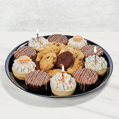 Birthday Cheesecake Platter