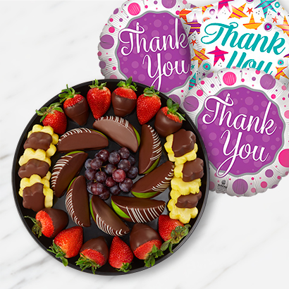 Youre The Best - Thank You Fruit Bundle | Edible Arrangements