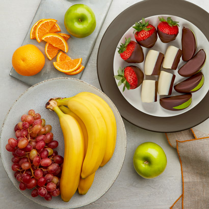 Delicious Fruit & Chocolate Gift Box