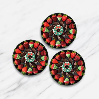 Happy Holidays Platter Bundle