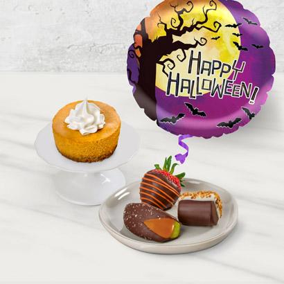 Petite Fall Pumpkin Cheesecake Bundle