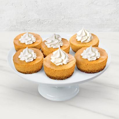 Pumpkin Cheesecake Box