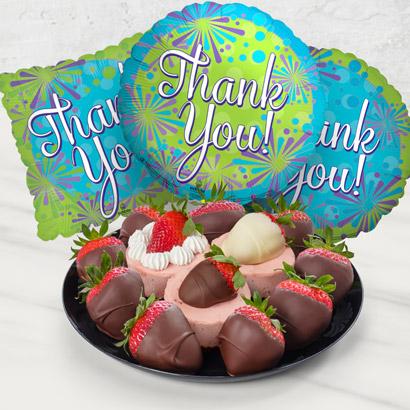 Strawberry Thank You Bundle