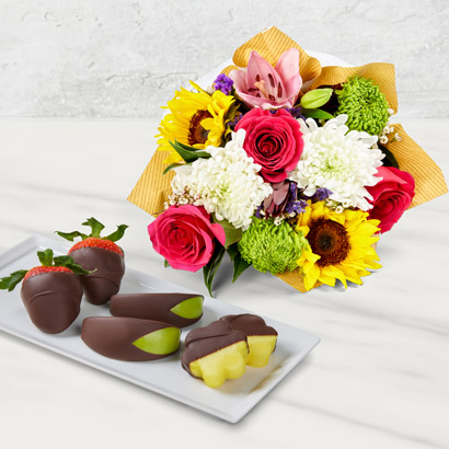 Sweet and Bright FruitFlowers Bundle