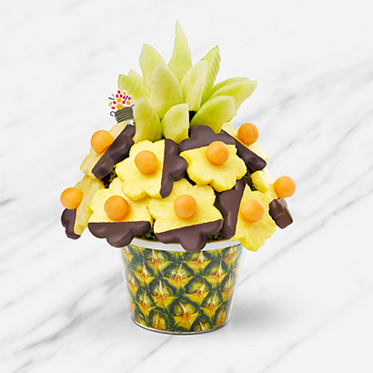 Chocolate Dipped Pineapple Bouquet