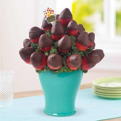 Chocolate Dip Strawberries Delivery
