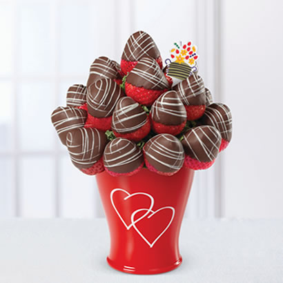 Sweetheart Swizzle Bouquet Edible Arrangements