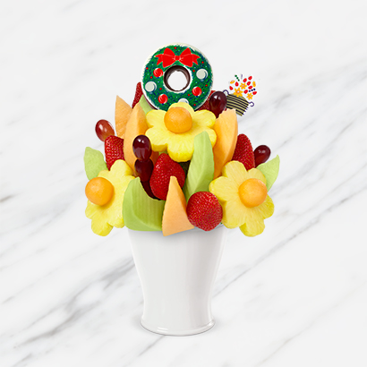 Fruit Flowers with Wreath