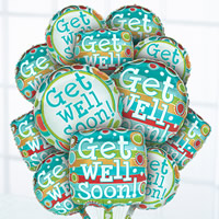 Bunch of Get Well Wishes