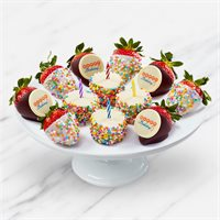 Funfetti Strawberry Box
