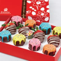 Pineapple Drip Cakes™  and Swizzle Berries®