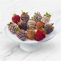 The Ultimate Strawberry Sampler