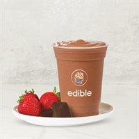 Cocoa Berry Burst Smoothie
