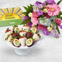 Get Well Wishes FruitFlowers™