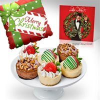 Christmas Cheesecake Music Bundle