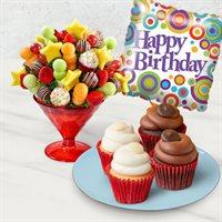 Make a Birthday Wishtini Cupcake Bundle