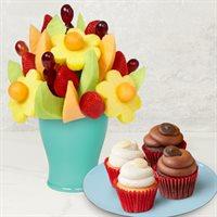 Simply Edible Cupcake Bouquet