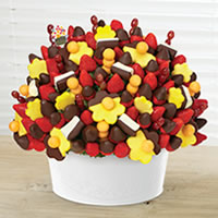 Berry Chocolate Bouquet?  Dipped Pineapple & Bananas
