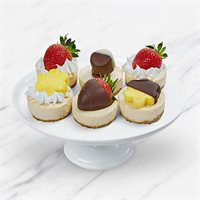 Assorted Cheesecake Box