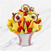 Brighten Their Day Celebration™ - Baseball Edible® Donuts