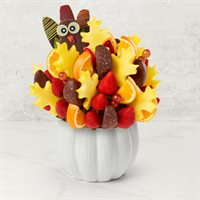Salted Caramel Fall Creation With Turkey