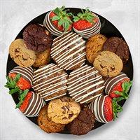Brownies & Cookies Platter