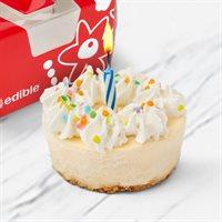 Solo Birthday Cheesecake